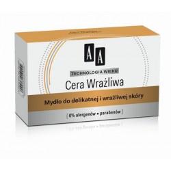 AA Technologia Wieku Cera Wrażliwa Mydło do skóry delikatnej i wrażliwej  100g