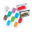 Top Choice Komplet toaletowy z kosmetyczką 41372