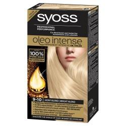 Schwarzkopf Syoss Farba do włosów Oleo 9-10 jasny blond  1op.