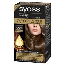 Schwarzkopf Syoss Farba do włosów Oleo 6-10 ciemny blond  1op.