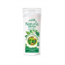 Joanna Naturia mini Odżywka do włosów pokrzywa i zielona herbata 100 g