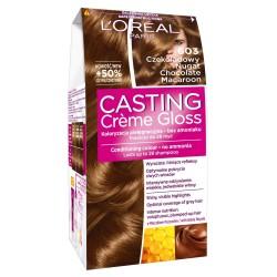 Casting Creme Gloss Krem koloryzujący nr 603 Czekoladowy Nugat  1op.