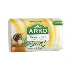 Sarantis ARKO mydło 90g MIÓD