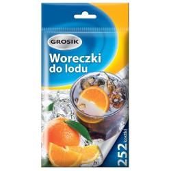 Sarantis Jan Niezbędny Grosik Woreczki do lodu 252