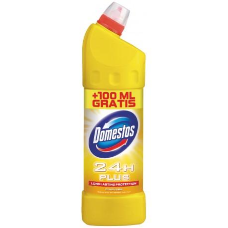 Domestos Citrus Fresh Płyn Wc czyszcząco dezynfekujący 650+100 ml