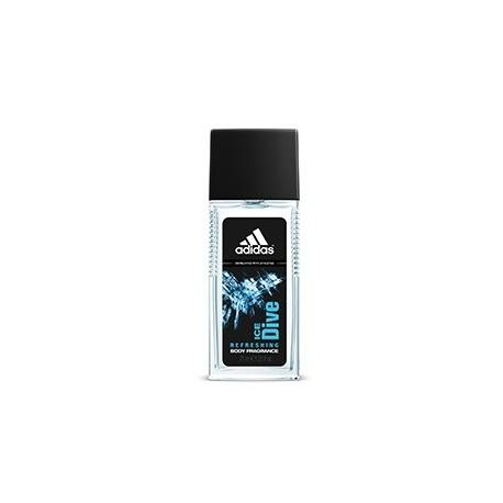 Adidas Ice Dive Dezodorant w szkle 75ml