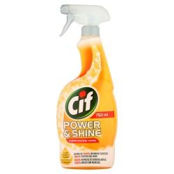 Cif Power & Shine Spray przeciw tłuszczowi 750 ml