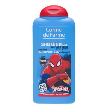 Corine de Farme Spiderman Żel pod prysznic 2w1