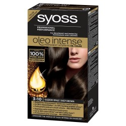 Schwarzkopf Syoss Farba do włosów Oleo 3-10 głęboki brąz  1op.