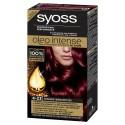 Schwarzkopf Syoss Farba do włosów Oleo 4-23 burgund  1op.