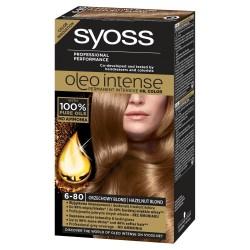 Schwarzkopf Syoss Farba do włosów Oleo 6-80 orzechowy blond  1op.