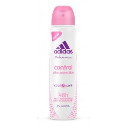 Adidas for Women Cool & Care Dezodorant spray Control Ultra Protection