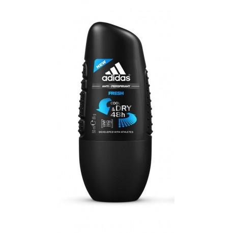 Adidas for Men Cool & Dry Dezodorant roll-on Fresh