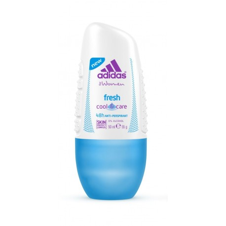 Adidas for Women Cool & Care Dezodorant roll-on Fresh
