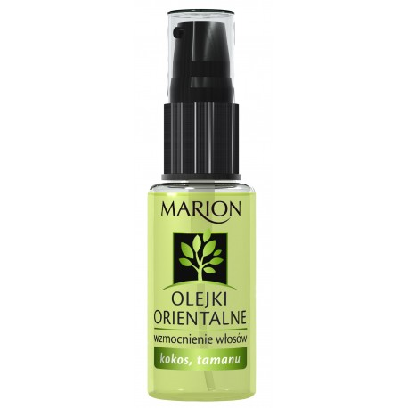 Marion Olejki Orientalne- wzmocnienie włosów 30ml