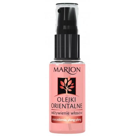 Marion Olejki Orientalne- odżywienie włosów 30ml
