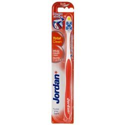 Jordan Szczoteczka do zębów Total Clean miękka