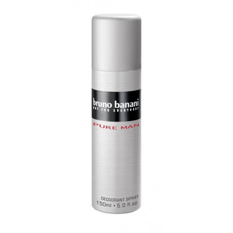 Bruno Banani Pure Man Dezodorant spray 150 ml