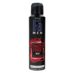 Fa Men Attraction Force 48H Dezodorant w sprayu 150ml