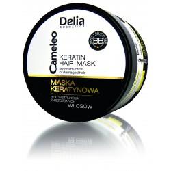 Delia Cosmetics Cameleo Maska keratynowa do włosów zniszczonych 200ml