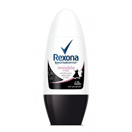 Rexona Motion Sense Woman Dezodorant roll-on Invisible Pure  50ml