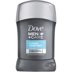 Dove Antyperspiranty Men Care Clean Comfort antyperspirant w sztyfcie