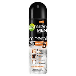 "Garnier Mineral Men Protection ""5"" Dezodorant spray 150ml"