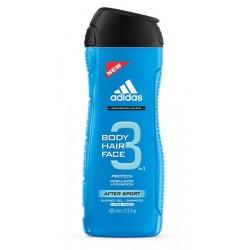 Adidas After Sport Żel pod prysznic 3w1  400ml