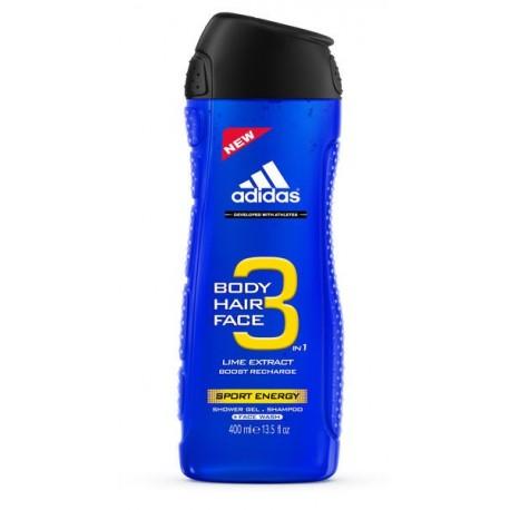 Adidas Sport Energy Żel pod prysznic 3w1  400ml