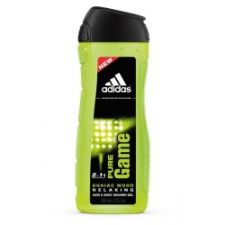 Adidas Pure Game Żel pod prysznic 2w1  400ml