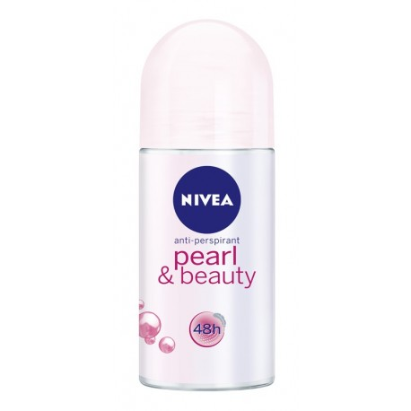 Nivea Dezodorant PEARL &  BEAUTY roll-on damski 50ml