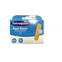 Salvequick Plastry Aqua Resist  wodoodporne  1op-20szt