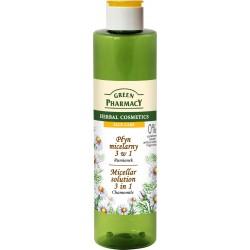 Green Pharmacy Płyn micelarny 3w1 z ekstraktem z rumianku 250ml