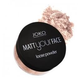 Joko Puder Sypki Matt Your Face nr 20  23g