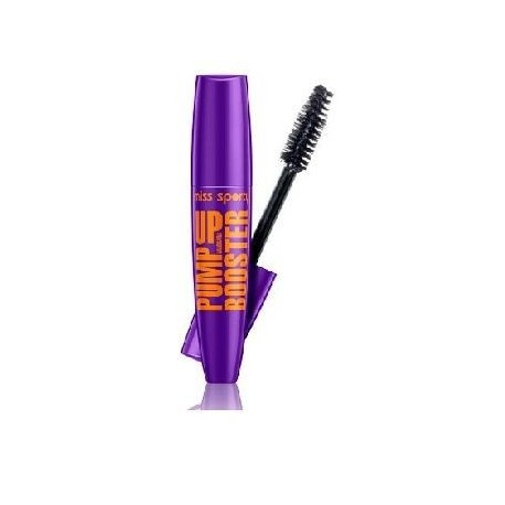 Miss Sporty Maskara do rzęs Pump up Booster czarna  12ml