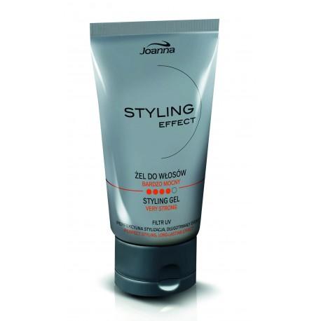Joanna Styling Effect Żel do układania włosów Bardzo mocny  150ml