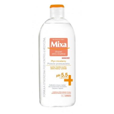 Mixa Płyn micelarny przeciw przesuszaniu  400ml