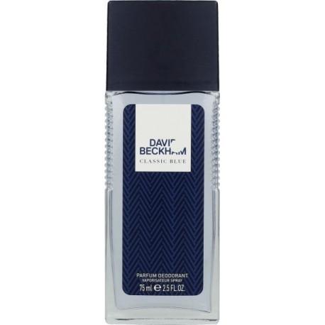 David Beckham Classic Blue Dezodorant w szkle  75ml