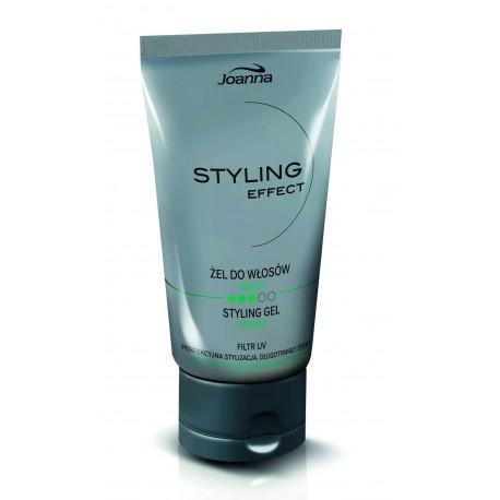 Joanna Styling Effect Żel do włosów mocny  150g