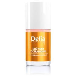 Delia Cosmetics Odżywka do paznokci z ceramidami  11ml
