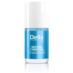 Delia Cosmetics Odżywka do paznokci z keratyną  11ml
