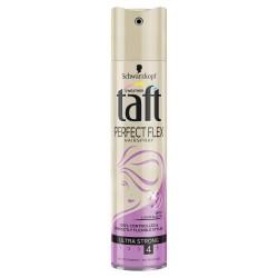 Schwarzkopf Taft Perfect Flex Lakier do włosów ultra mocny 250ml