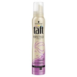 Schwarzkopf Taft Perfect Flex Pianka do włosów ultra strong  200 ml