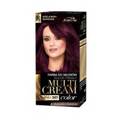 Joanna Multi Cream Color Farba nr 36 Królewski Burgund