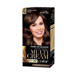 Joanna Multi Cream Color Farba nr 39.5 Herbaciany Brąz