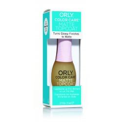 ORLY Color Care Matte Topcoat Preparat matujący 11 ml