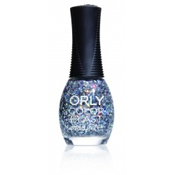 ORLY Color Blast Silver Holo Chunky Glitter  11ml