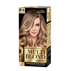 Joanna Multi Blond Super Rozjaśniacz do pasemek 5-6 tonów