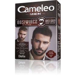 Delia Cosmetics Cameleo Odsiwiacz dla mężczyzn do włosów naturalnych i brązowych  1op