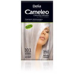 Delia Cosmetics Cameleo Szampon koloryzujący 10.1 srebrny blond